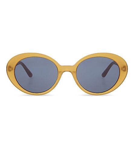 9b7a085b9b OLIVER PEOPLES - Ov5344 oval-frame sunglasses