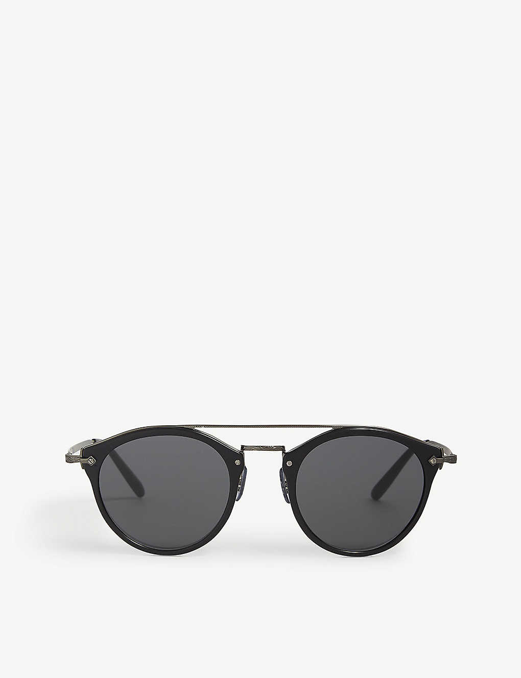 fa430ae56f5 OLIVER PEOPLES - Remick phantos-frame sunglasses