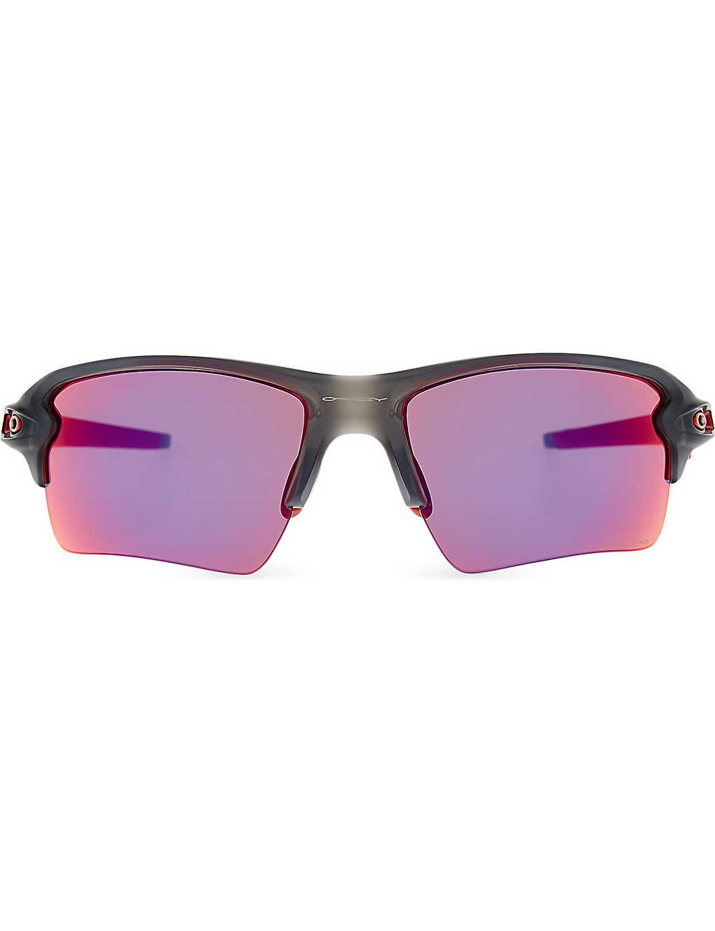 cceca6937c OAKLEY - Flak 2.0 XL PRIZM Road wrap-around sunglasses