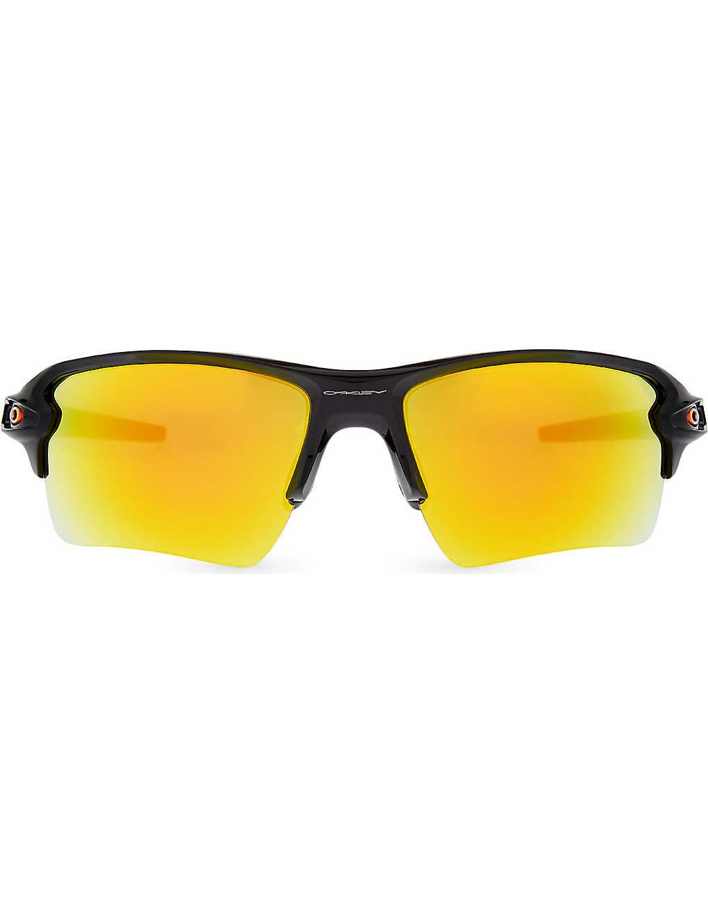 abad6bbd66 OAKLEY - Flak 2.0 XL Team Color wrap-around sunglasses