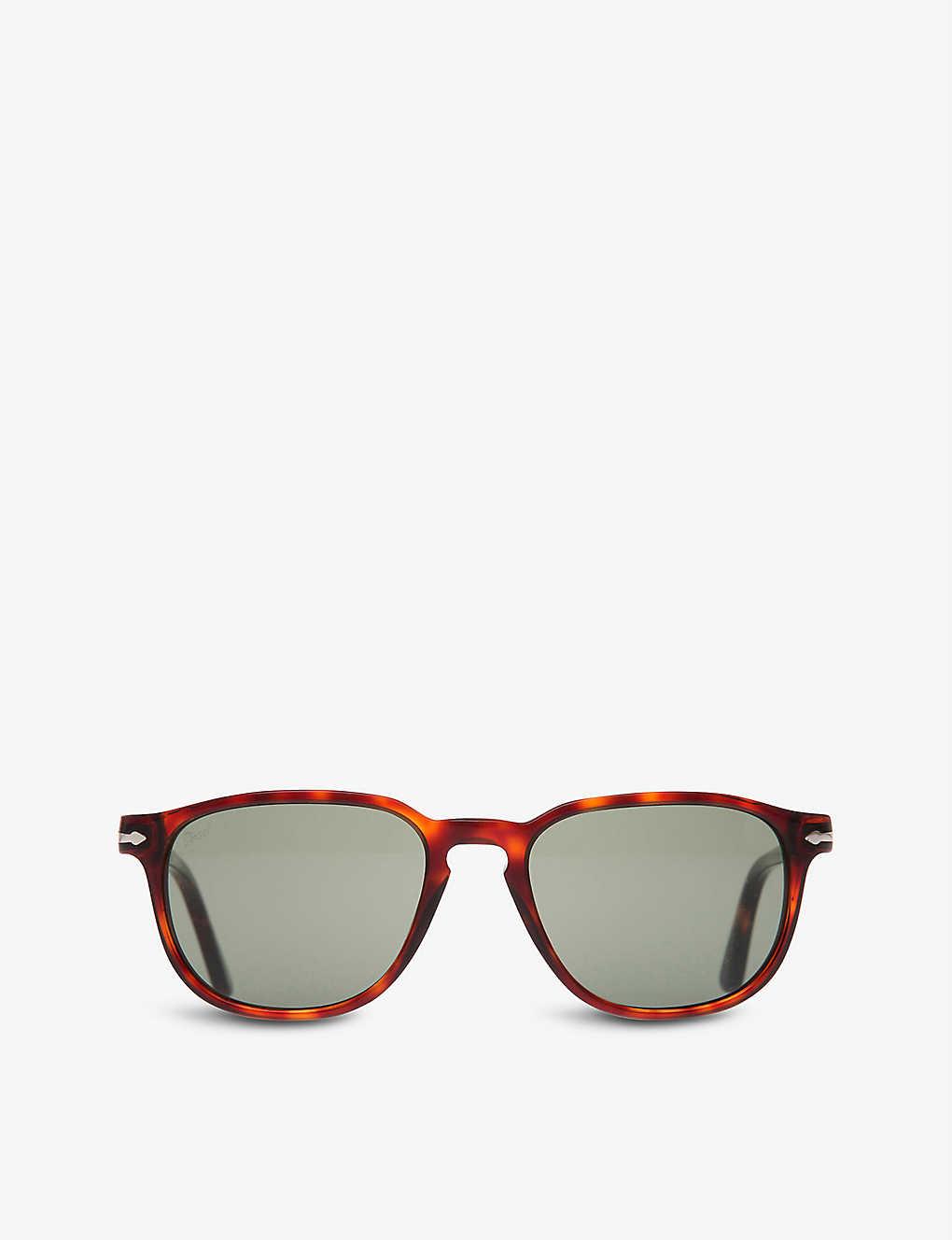 67ef75314d PERSOL - Suprema tortoiseshell round-frame sunglasses