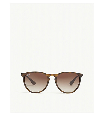 0ad85624d3 ... RAY-BAN RB4171 Erika round-frame sunglasses. PreviousNext