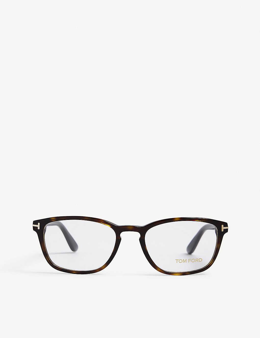 26f637f667 TOM FORD - Ft5355 square optical glasses