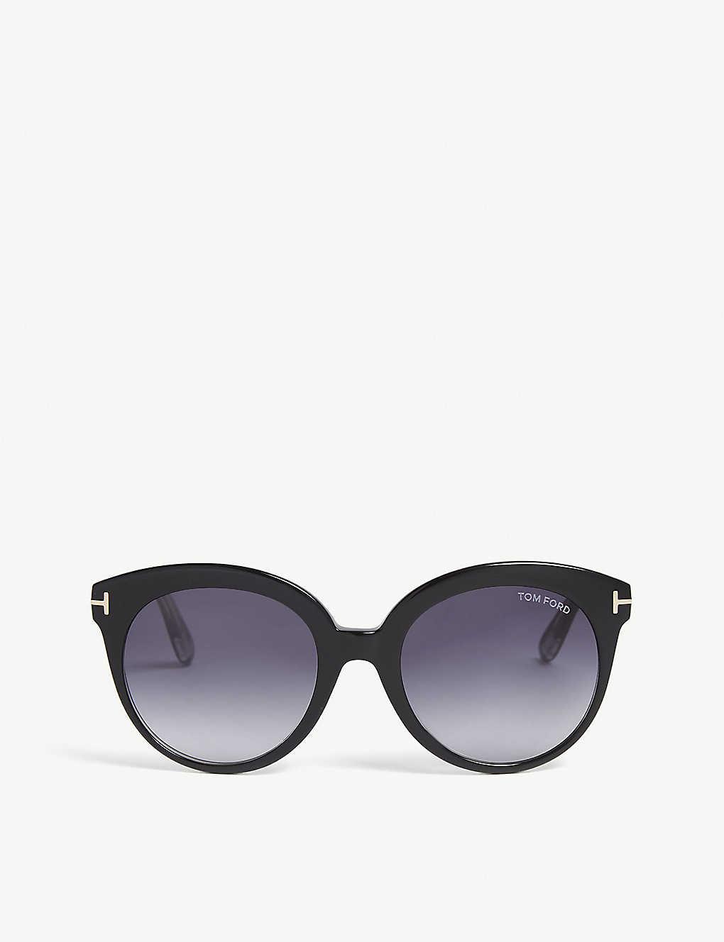 402bc2ab7de TOM FORD - Tf0429 Monica rectangle-frame sunglasses