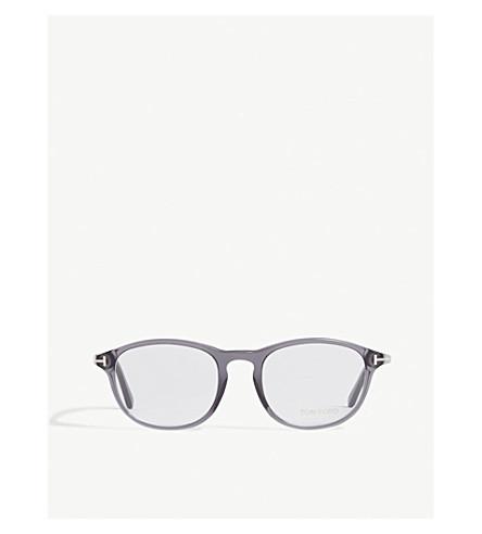 0df6fe04d3 ... TOM FORD TF5427 square-frame glasses (Grey. PreviousNext