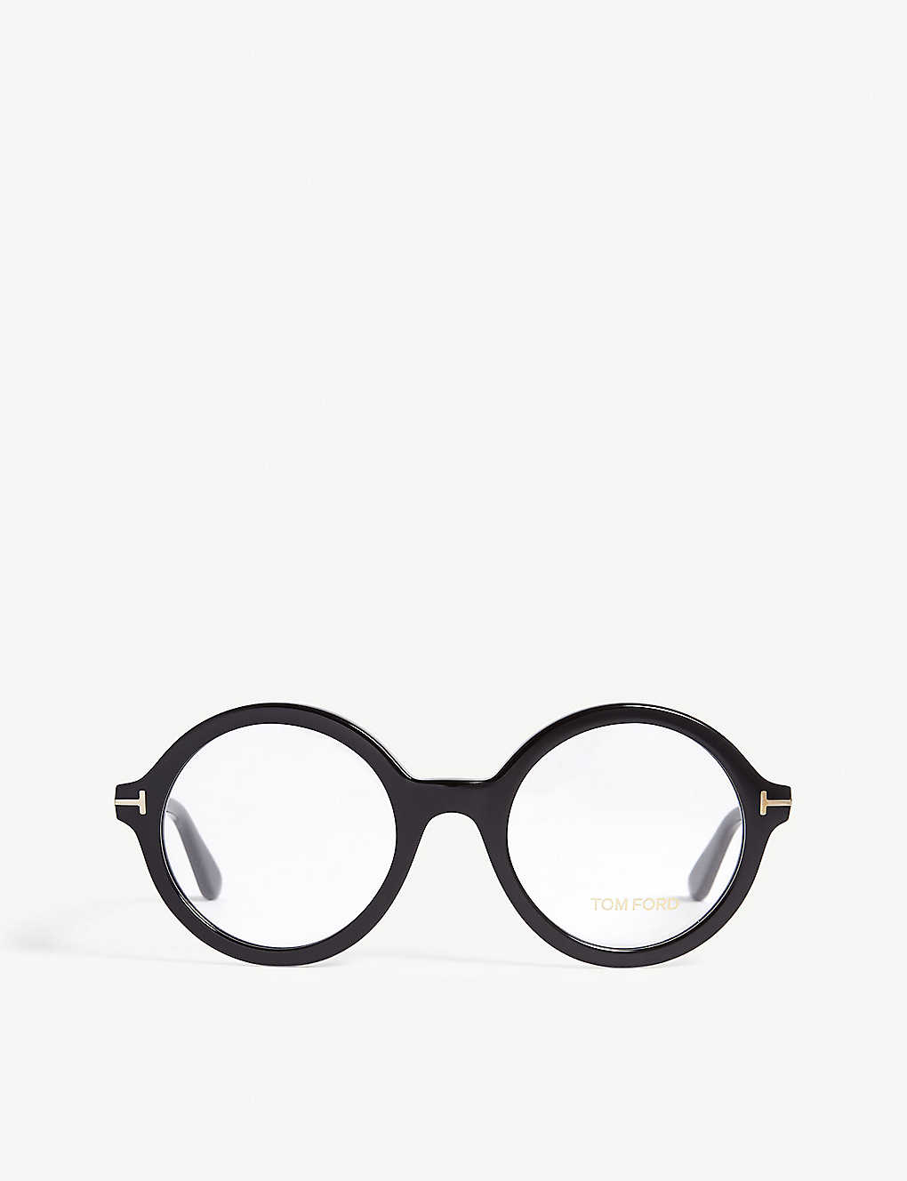 f7aacf6f2e TOM FORD - TF5461 round-frame glasses