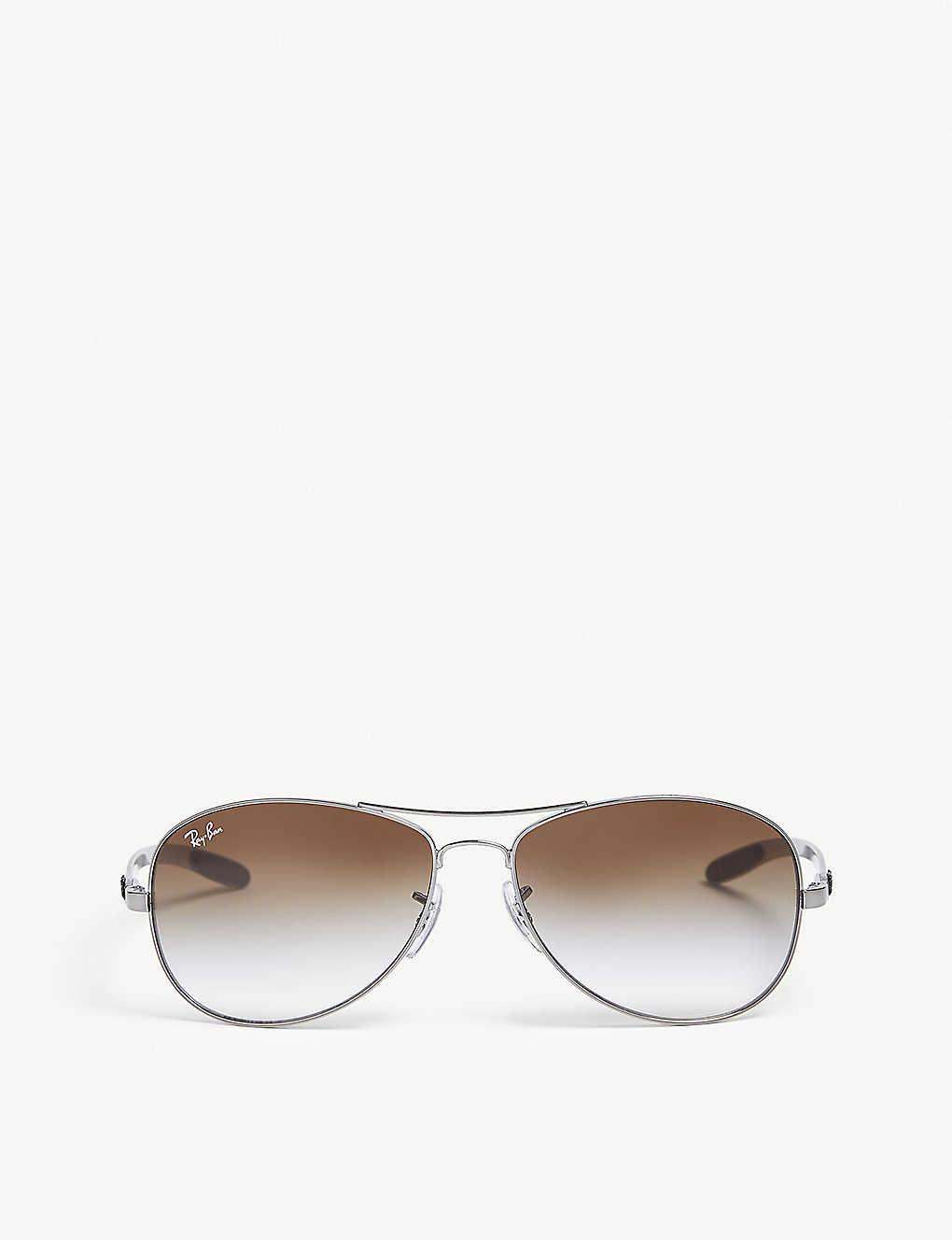 c24360fee4 RAY-BAN - RB8301 pilot-frame sunglasses