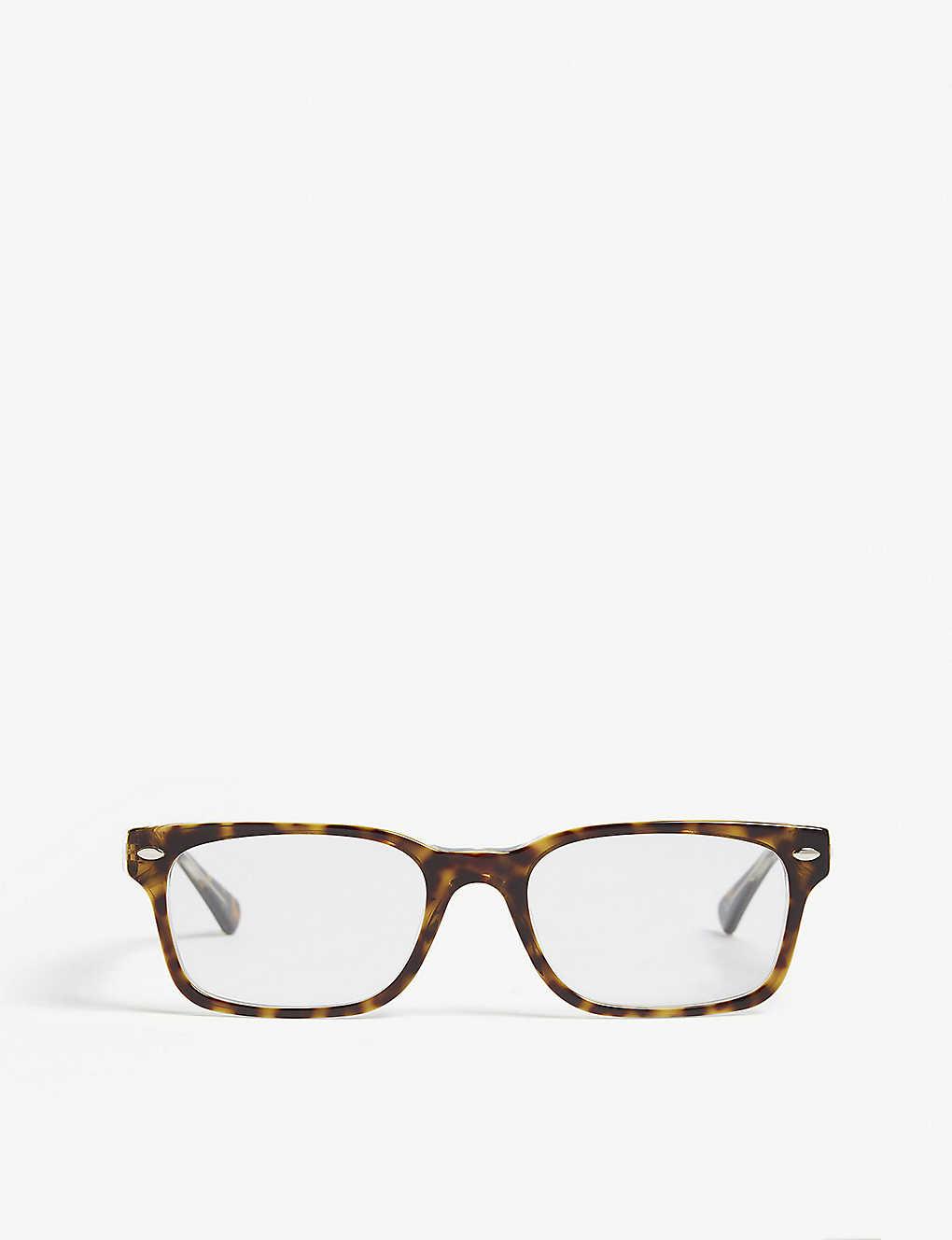 7dab5f1426 RAY-BAN - Rx5286 square-frame optical glasses