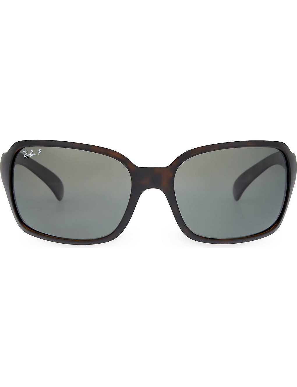 624e48b354 RAY-BAN - RB4068 square sunglasses
