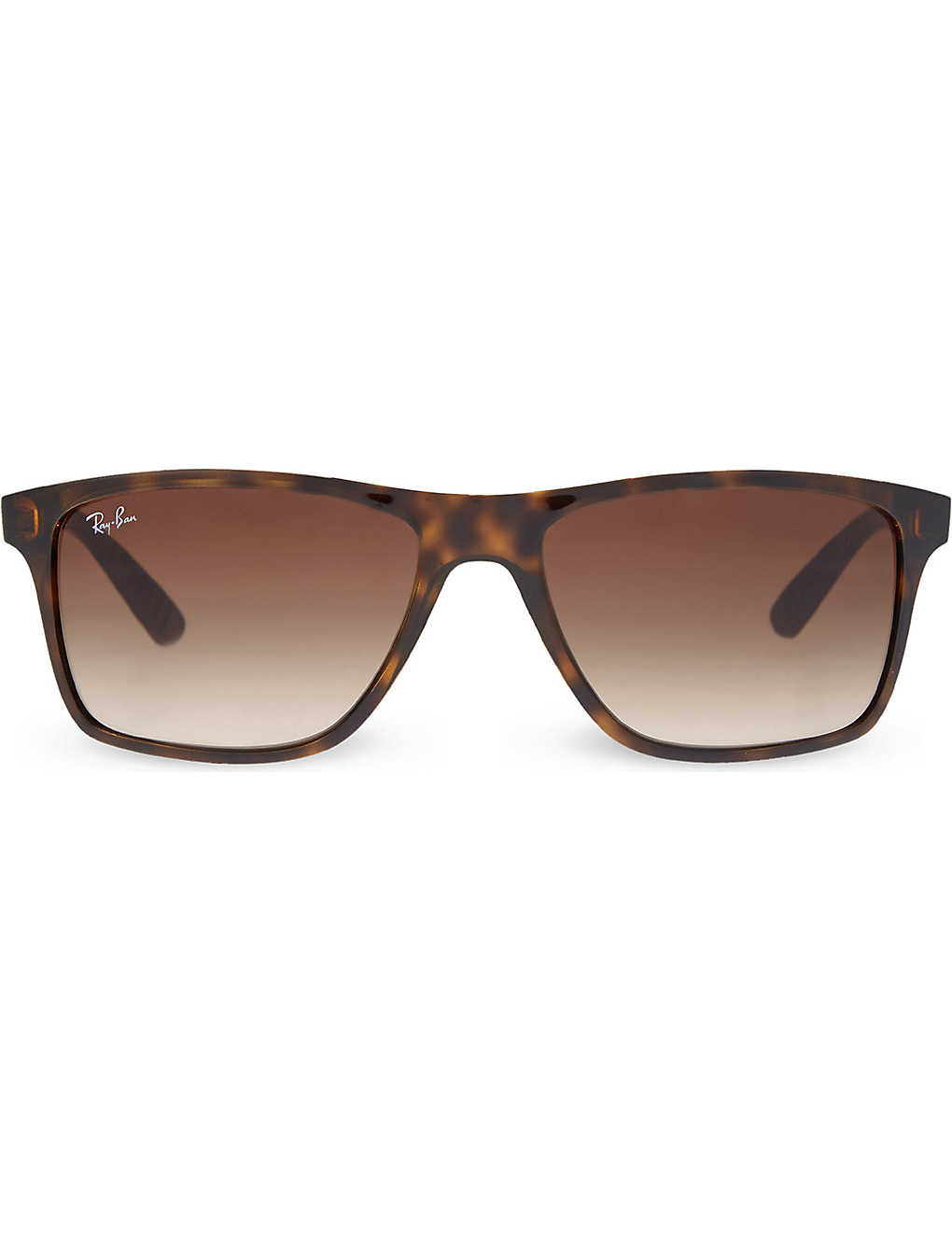 9703f3c85c5 RAY-BAN - RB4234 tortoise shell rectangular sunglasses
