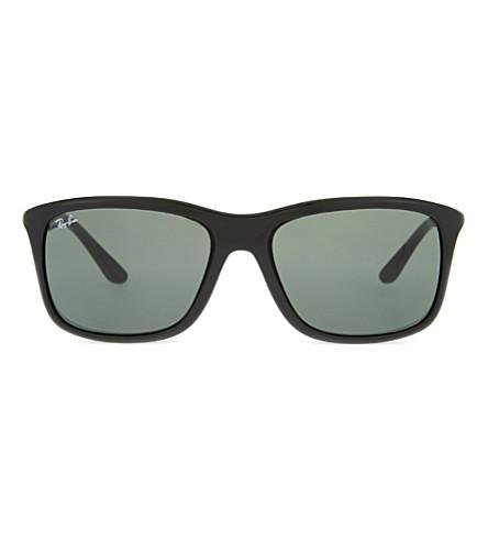 87912fc5313 ... RAY-BAN Rb8352 square-frame sunglasses (Black. PreviousNext