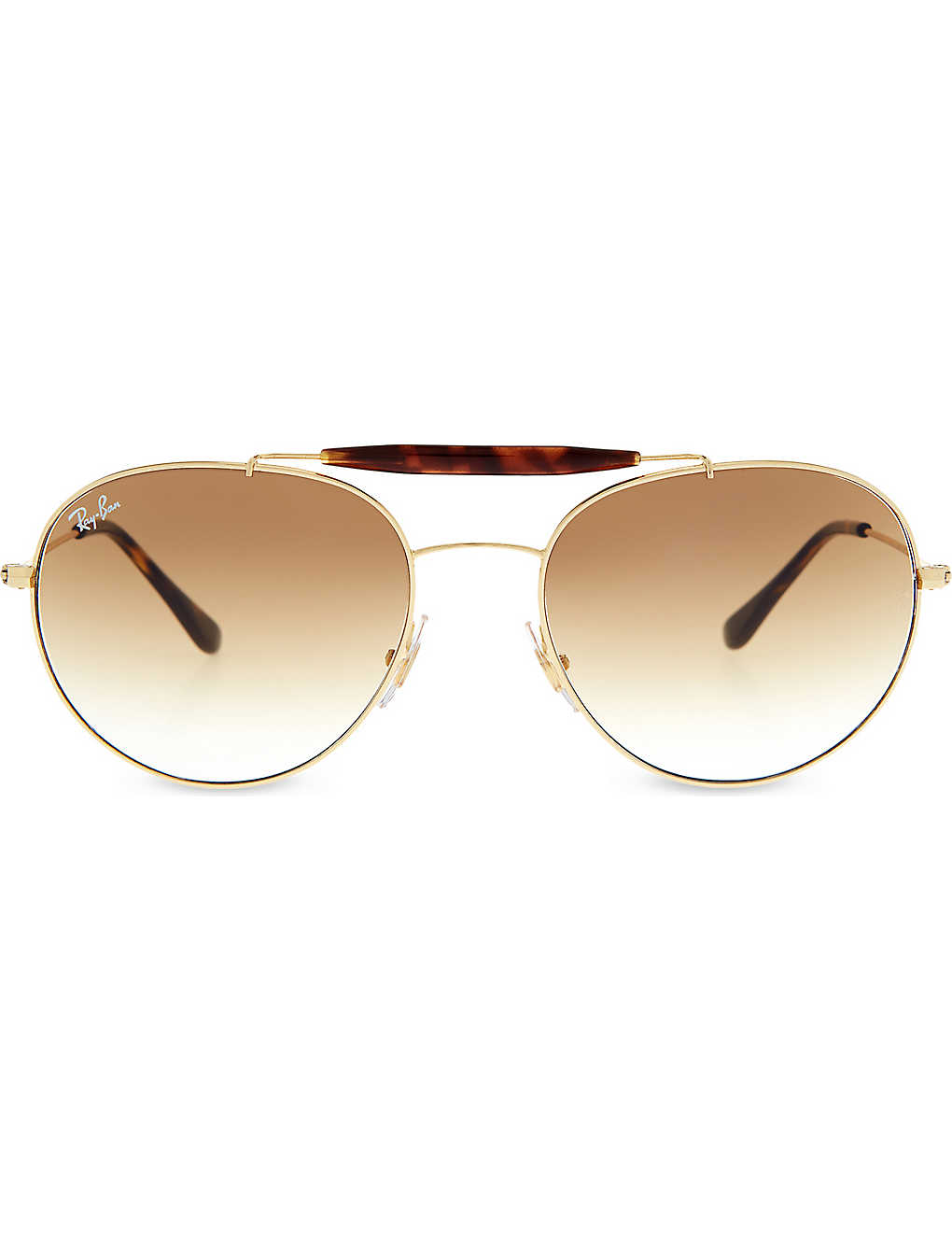 a5d909ad8c2 RAY-BAN - RB3540 Aviator sunglasses