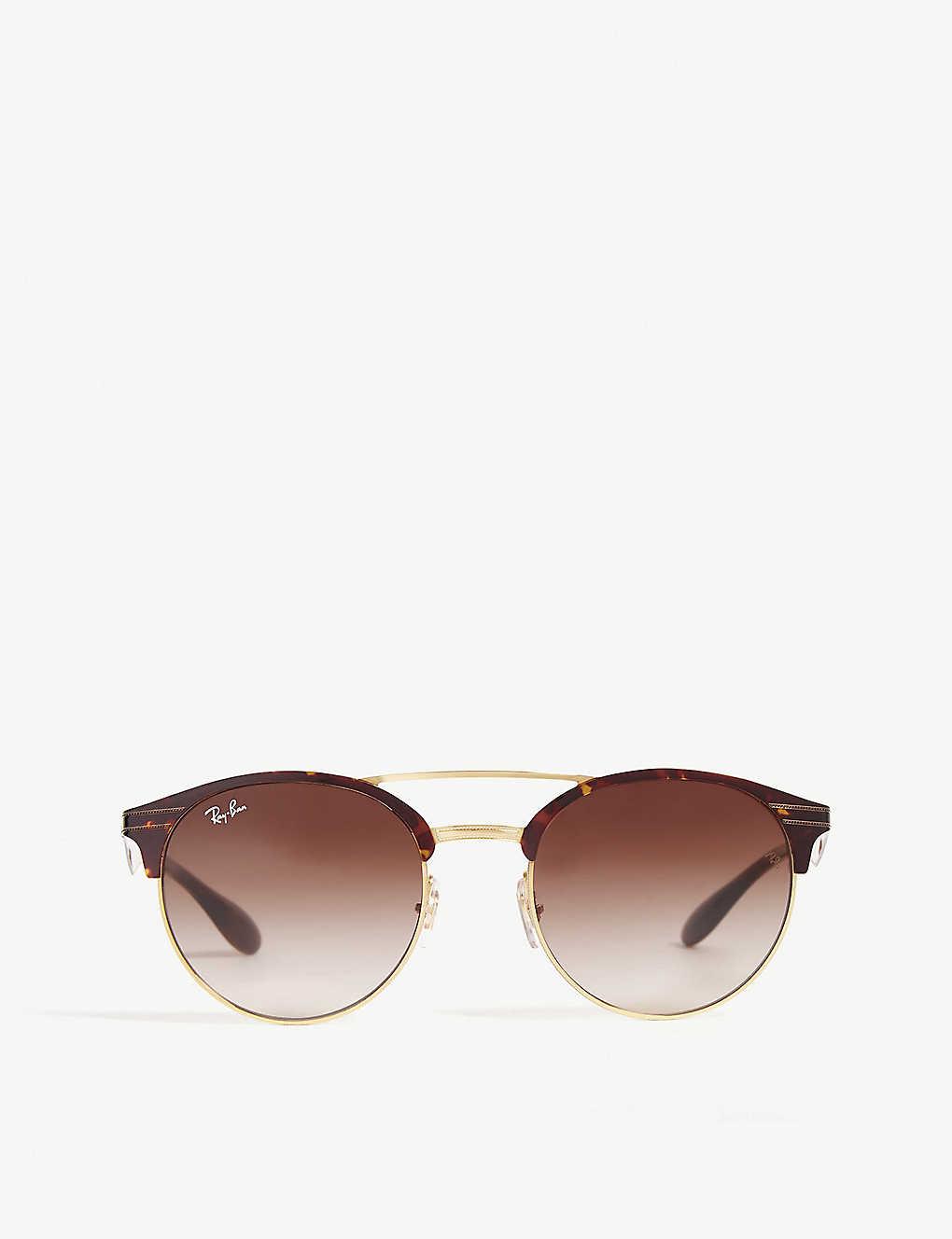 22afb1bf56 RAY-BAN - RB3545 phantos-frame sunglasses