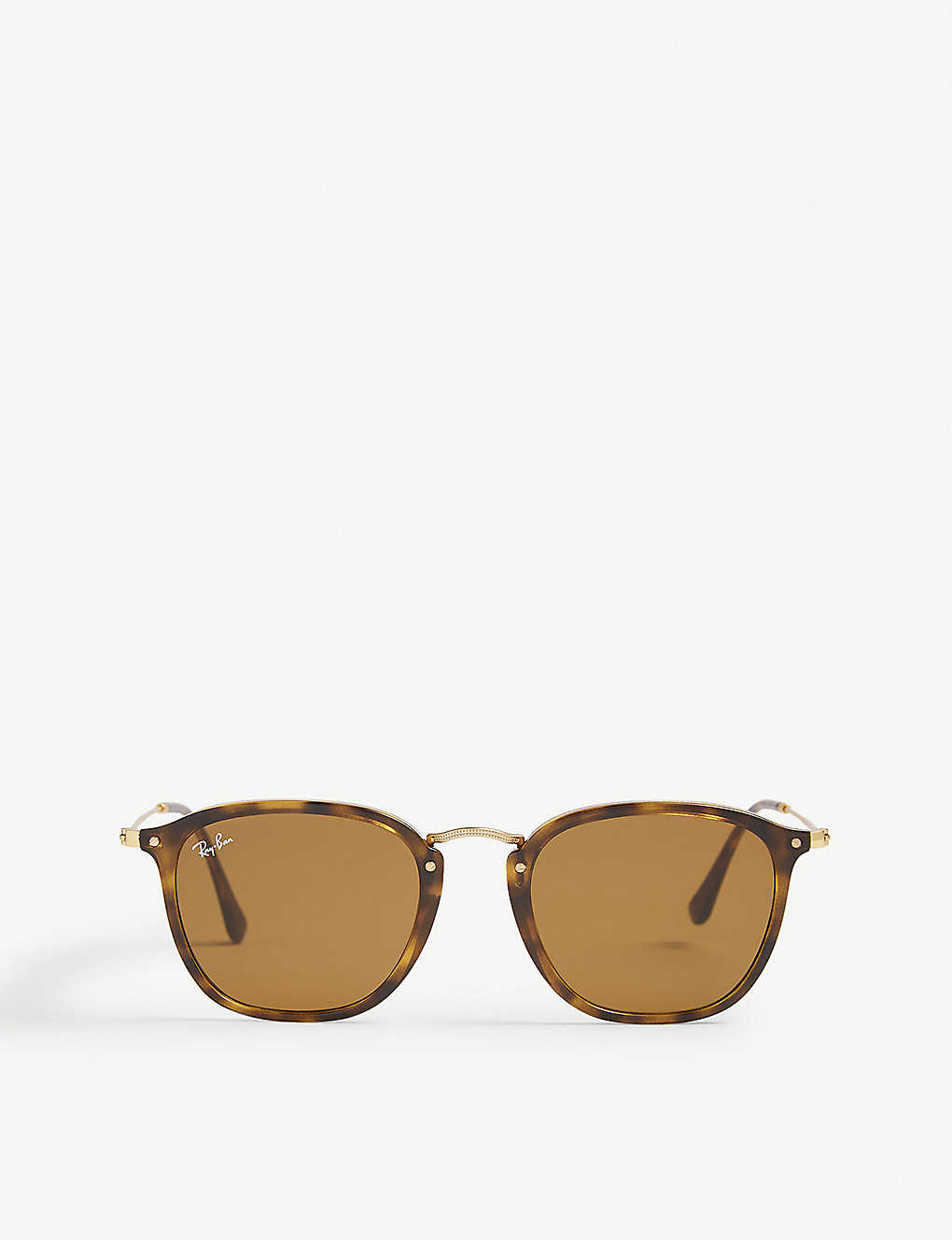 580c20cda17 RAY-BAN - Havana Rb2448n square-frame sunglasses