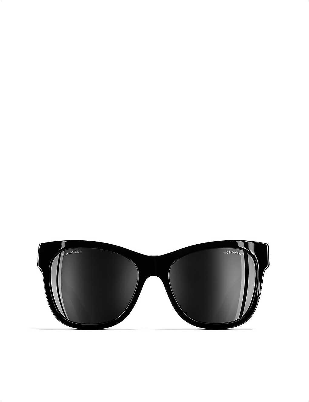 8a1a226beb CHANEL - Square sunglasses