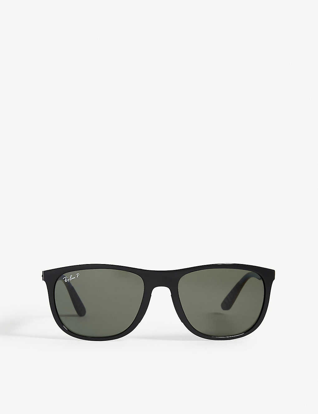 f5c747e44ce RAY-BAN - Rb3716 Clubmaster square-frame sunglasses