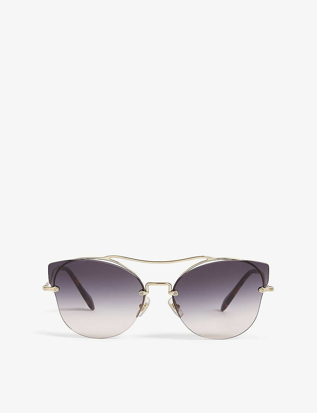 b6c94fcc991 MIU MIU - Mu52ss butterfly-frame sunglasses
