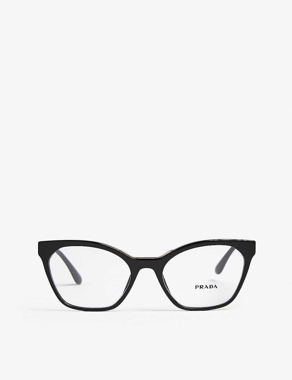 9823d03178 PRADA - PR09UV cat-eye-frame glasses