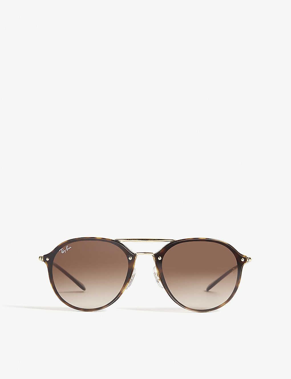 90077ff93f0 RAY-BAN - Rb4292 Blaze square-frame sunglasses