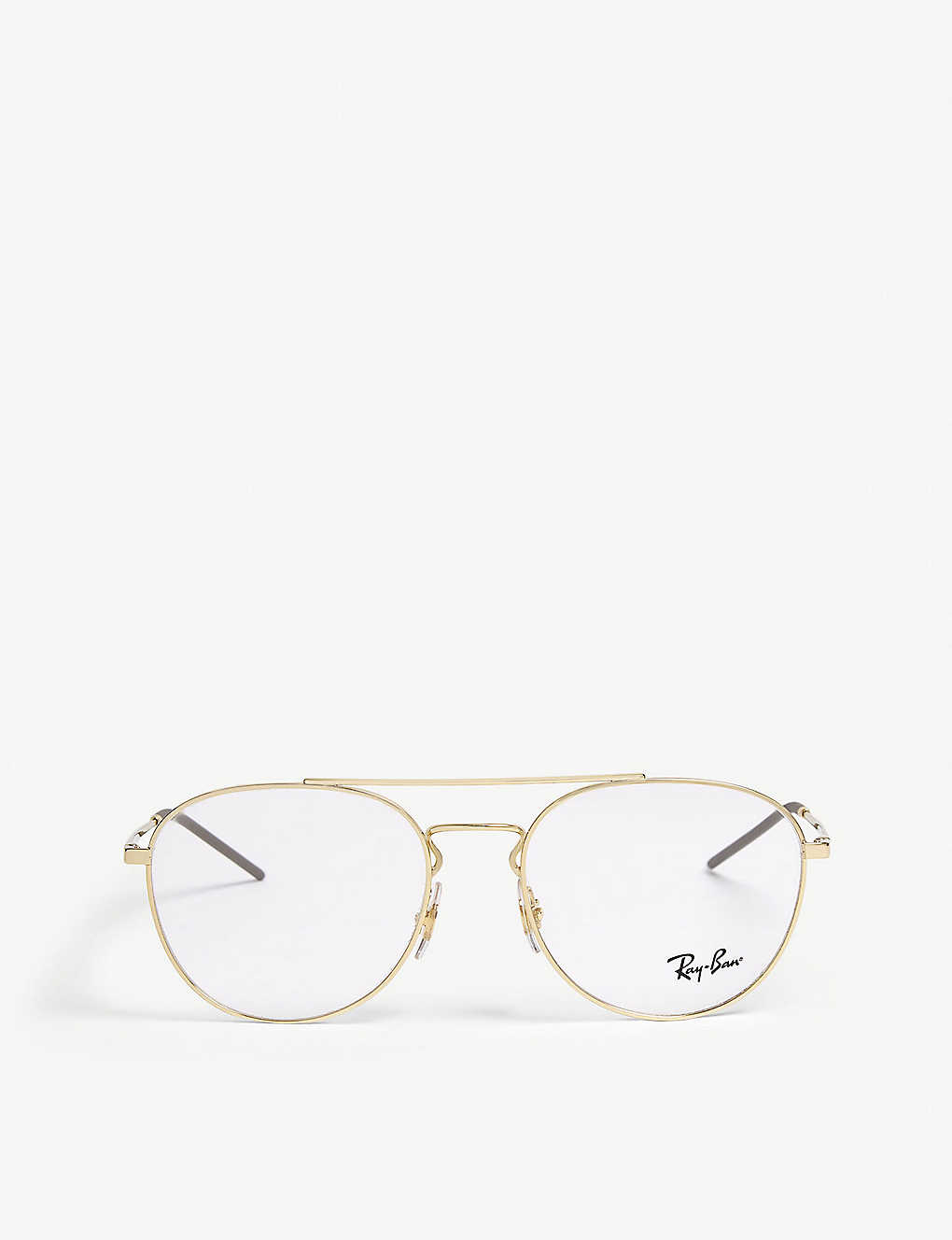 3f445d76f7 RAY-BAN - Square-frame optical glasses