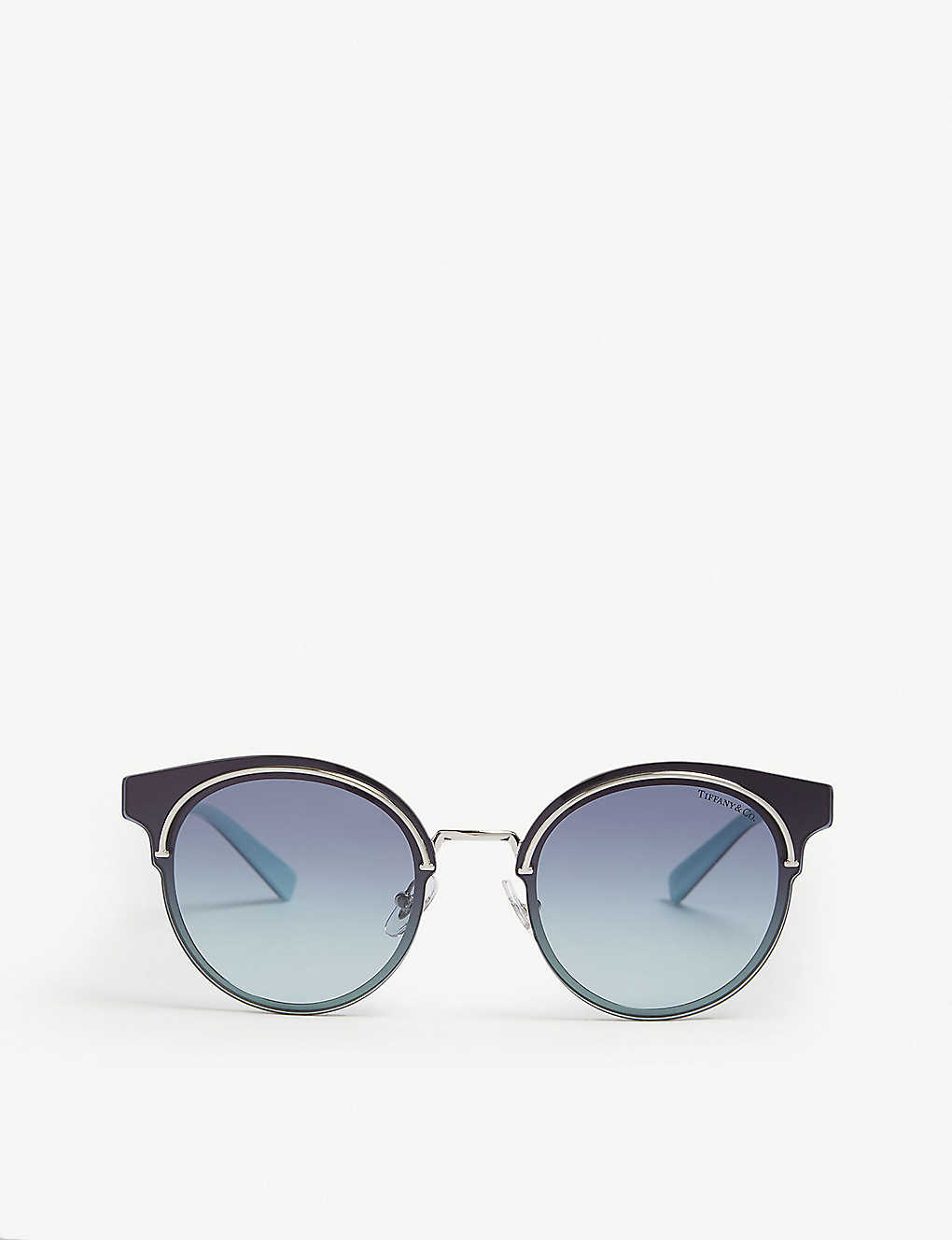b4635ce5e5 TIFFANY   CO - Tf3061 round-frame sunglasses