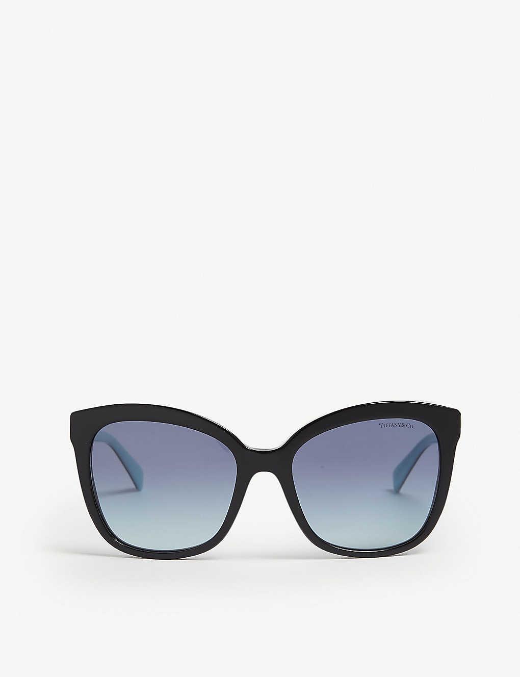 89f6ad9f189 TIFFANY   CO - Tf4150 square-frame sunglasses