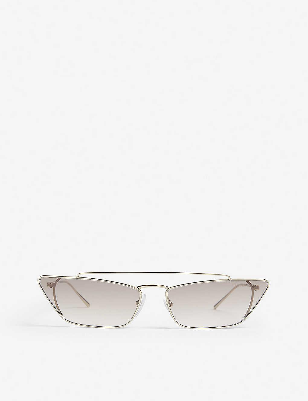 9c1cd14879 PRADA - Ultravox S181-1202 cat-eye sunglasses