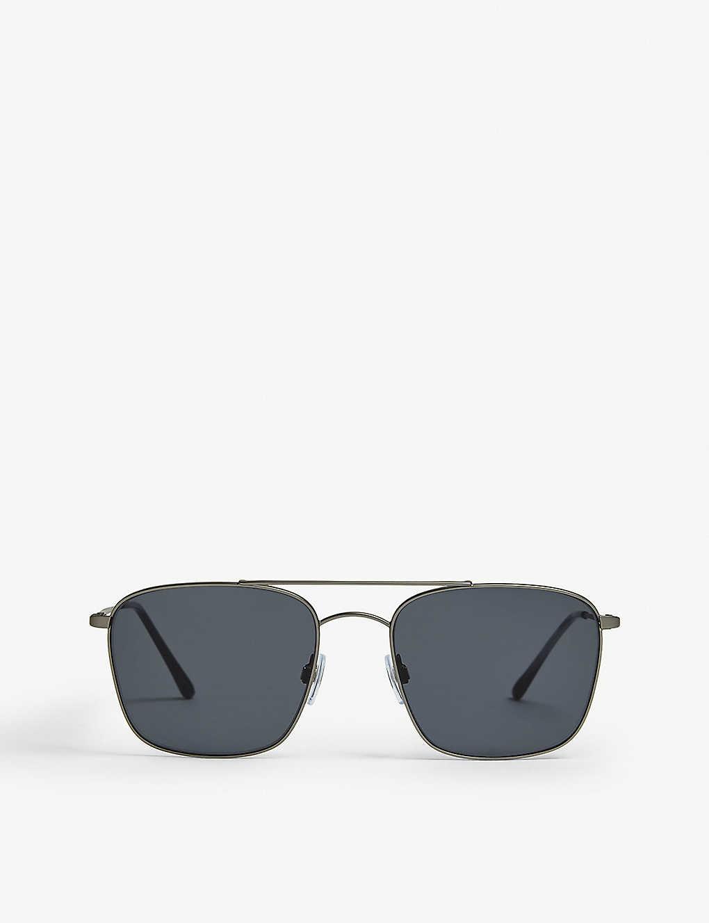 cb46c96c5ef GIORGIO ARMANI - Ar6080 square-frame sunglasses
