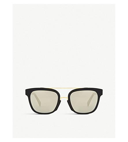 87b6ea5ed5 RETRO SUPER FUTURE - Akin square-frame sunglasses
