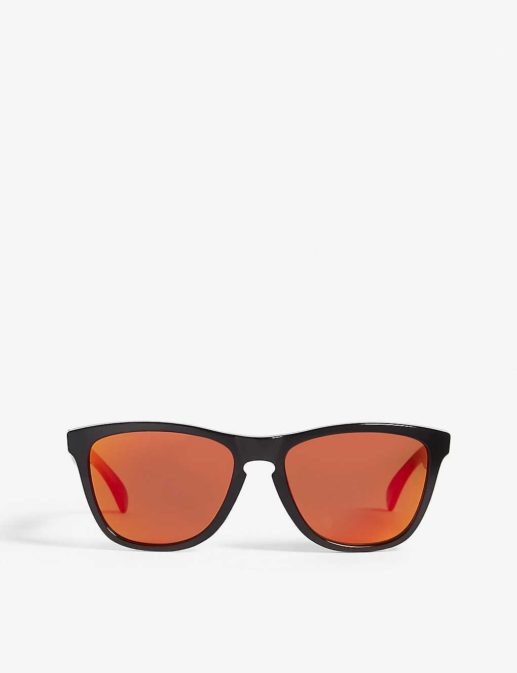 a5d97b74a8d OAKLEY - Frogskins O-Matter square sunglasses