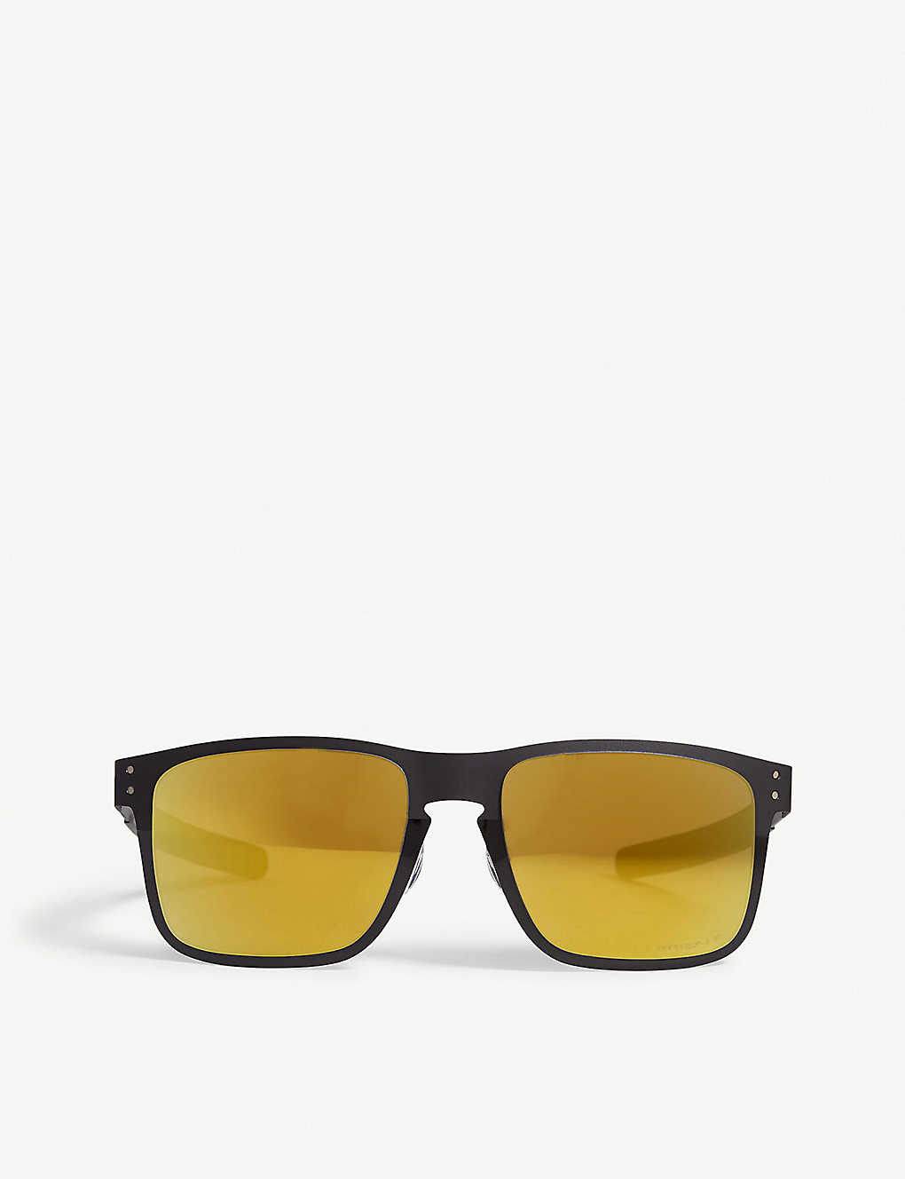 10793428875 OAKLEY - OO4123-2055 Holbrook Metal square-frame sunglasses ...