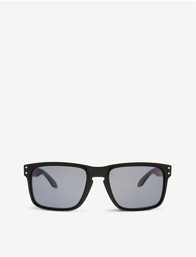 78e37b8d022 OAKLEY - Holbrook polarized square sunglasses