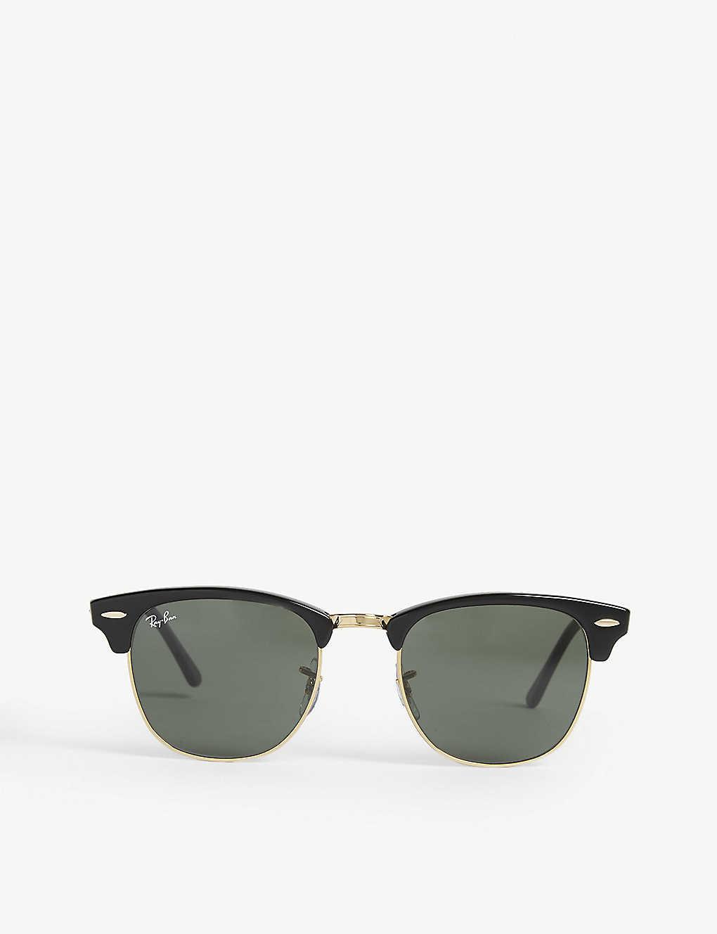 8706ae104b RAY-BAN - Clubmaster RB3016 sunglasses