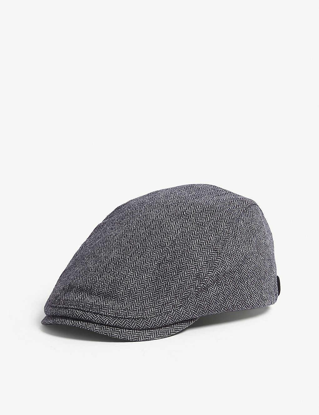 4dff51d8ad5 TED BAKER - Asam flat cap