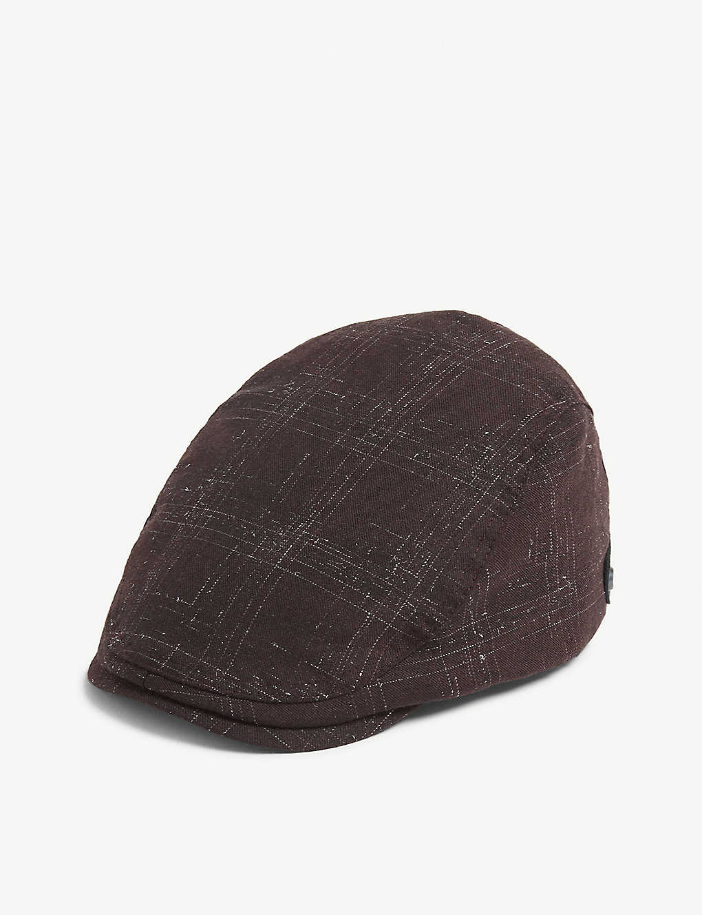 29b70c5c3396e TED BAKER - Jeelin wool-blend flat cap