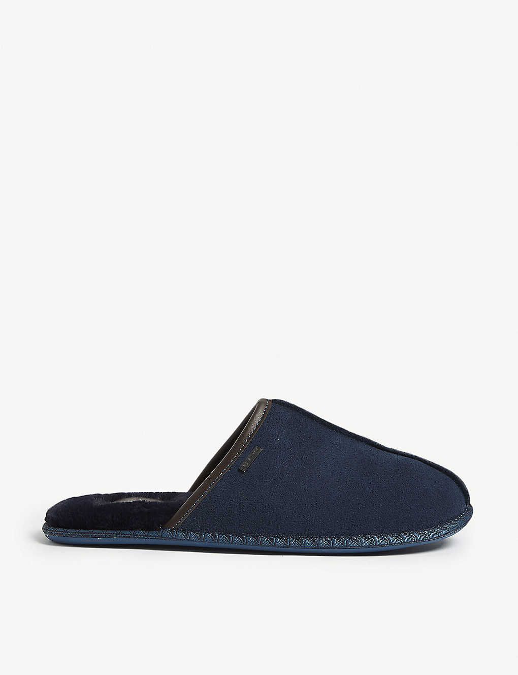 777e5db19 TED BAKER - Patrick suede mule slippers