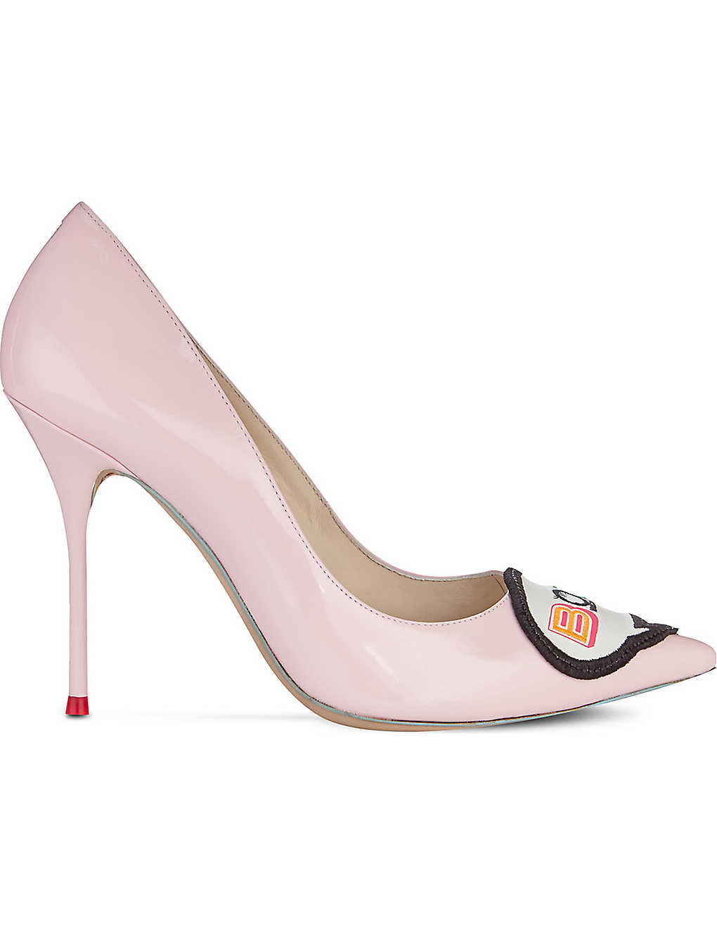 1cc03098835 SOPHIA WEBSTER - Boss Lady patent-leather pumps
