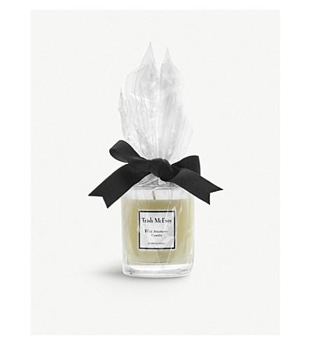 blueberry-&-vanilla-candle-205g by trish-mcevoy