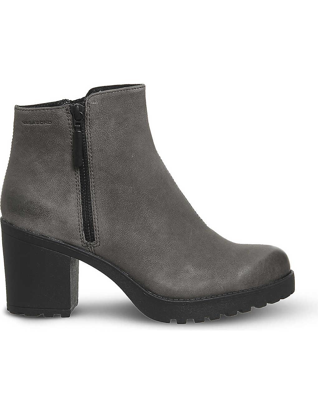 a941fc6a347f VAGABOND - Grace leather ankle boots