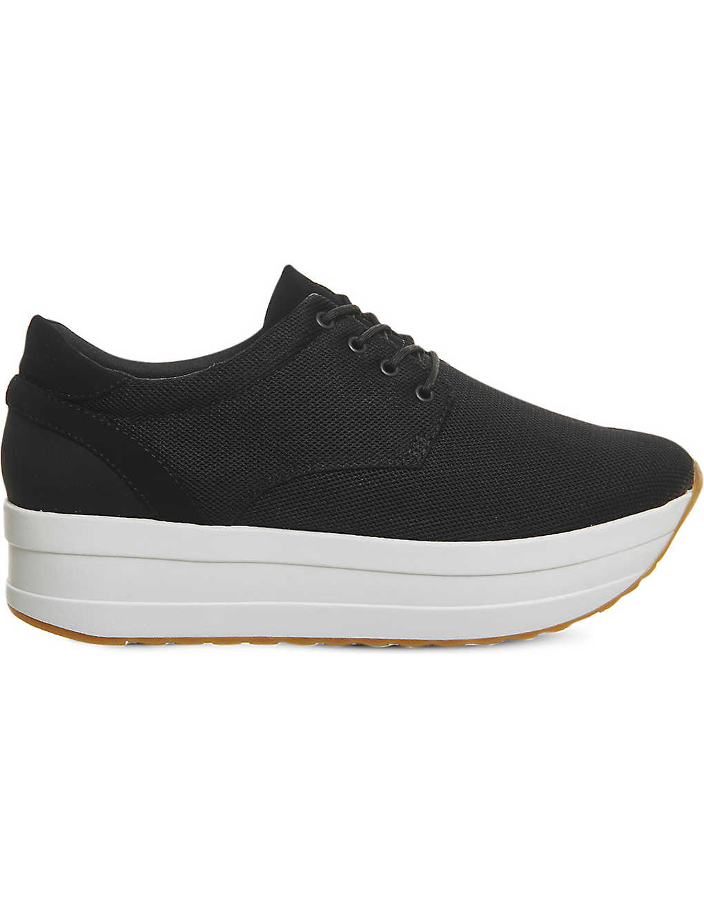 66f706d1bda VAGABOND - Casey flatform textile sneakers