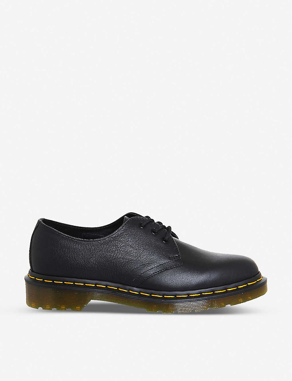 DR. MARTENS - 3-eyelet leather shoes  552fc561494f