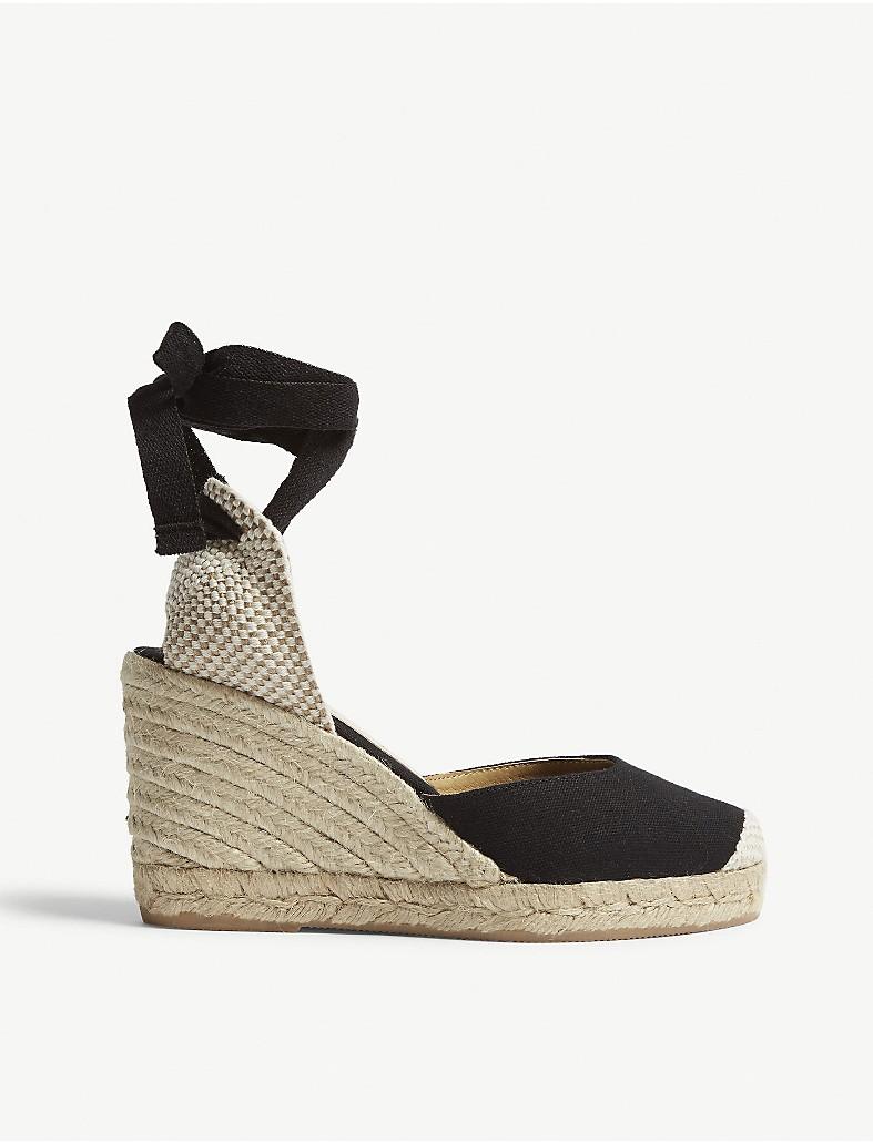 415fe93feac OFFICE - Marmalade espadrille wedge sandals | Selfridges.com
