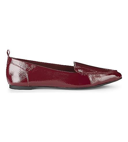 6c2b787b4e8 ALDO - Bazovica patent-leather loafers