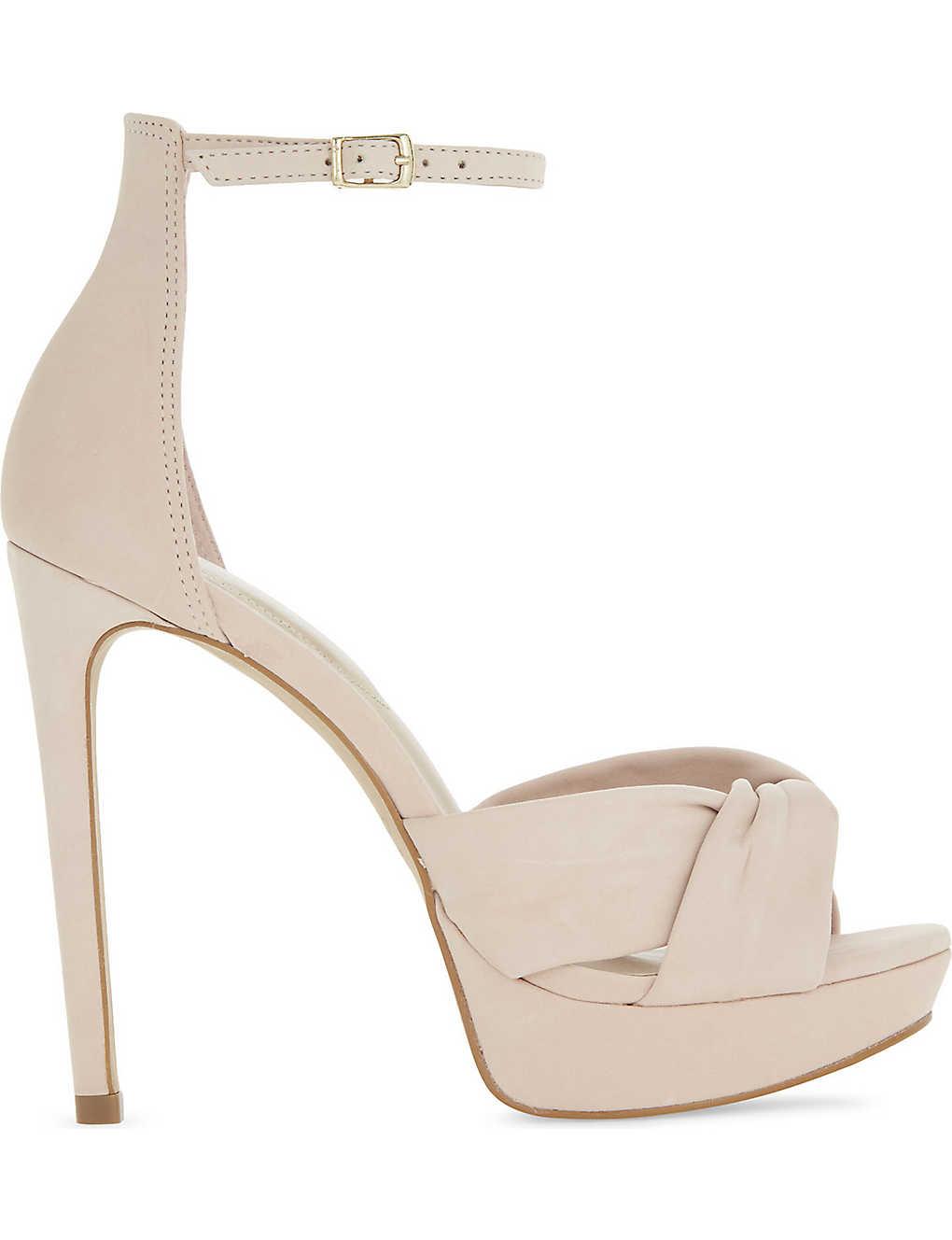 bfda99fde80 ALDO - Ameline leather heeled sandals