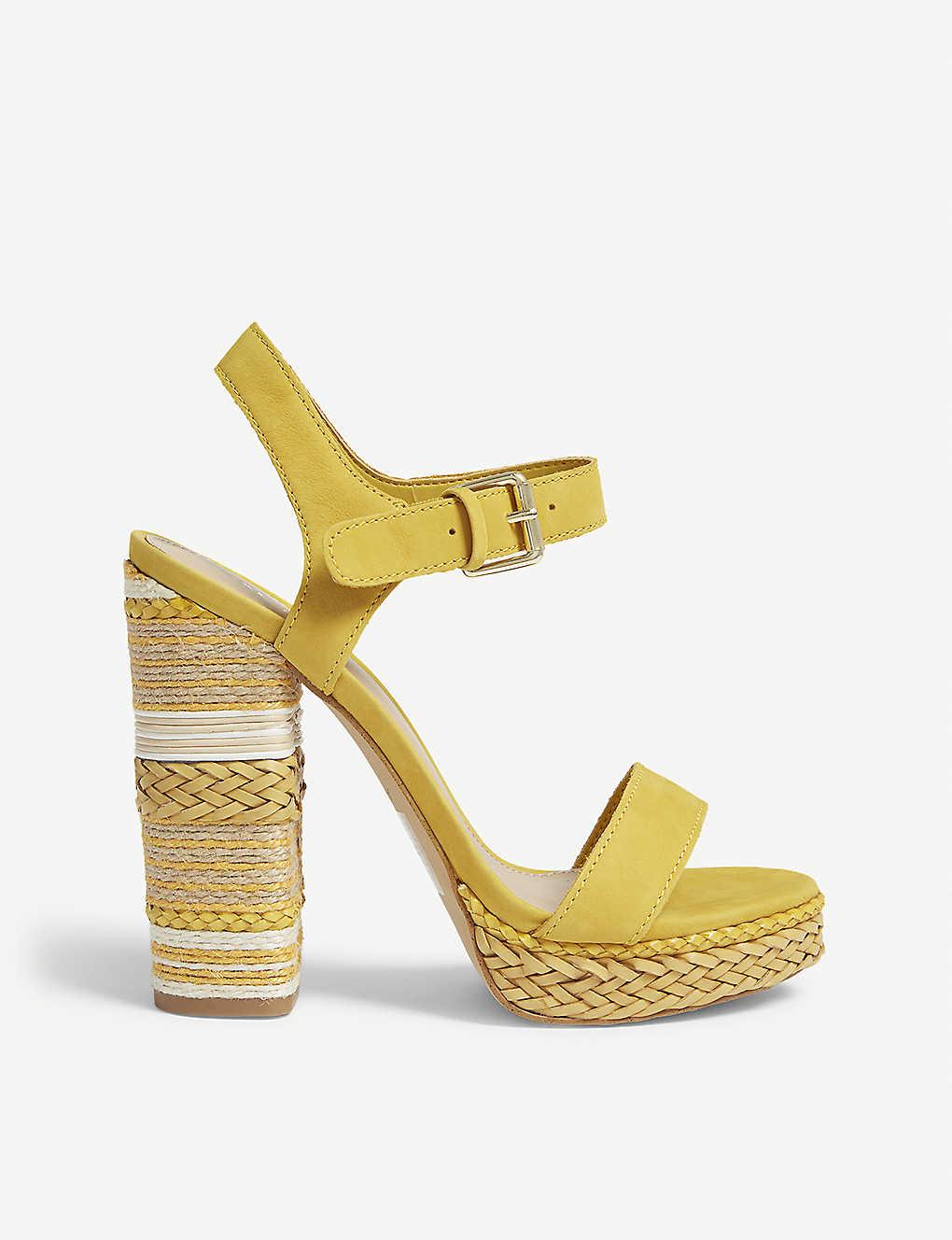 29ef2100c891 ALDO - Huglag leather platform sandals