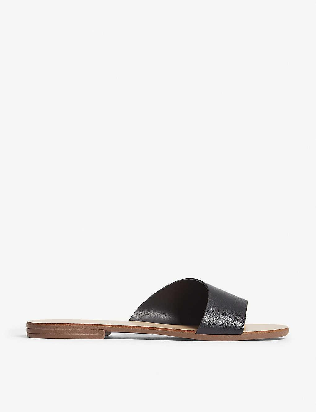 fb885350affd06 ALDO - Kedirama leather flat sandals