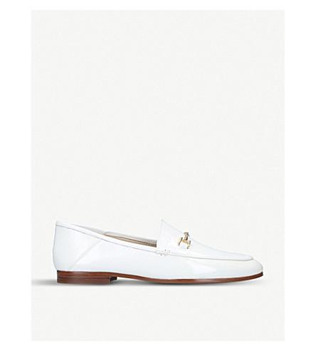 8e6e0073938 ... SAM EDELMAN Loraine leather loafers (White. PreviousNext