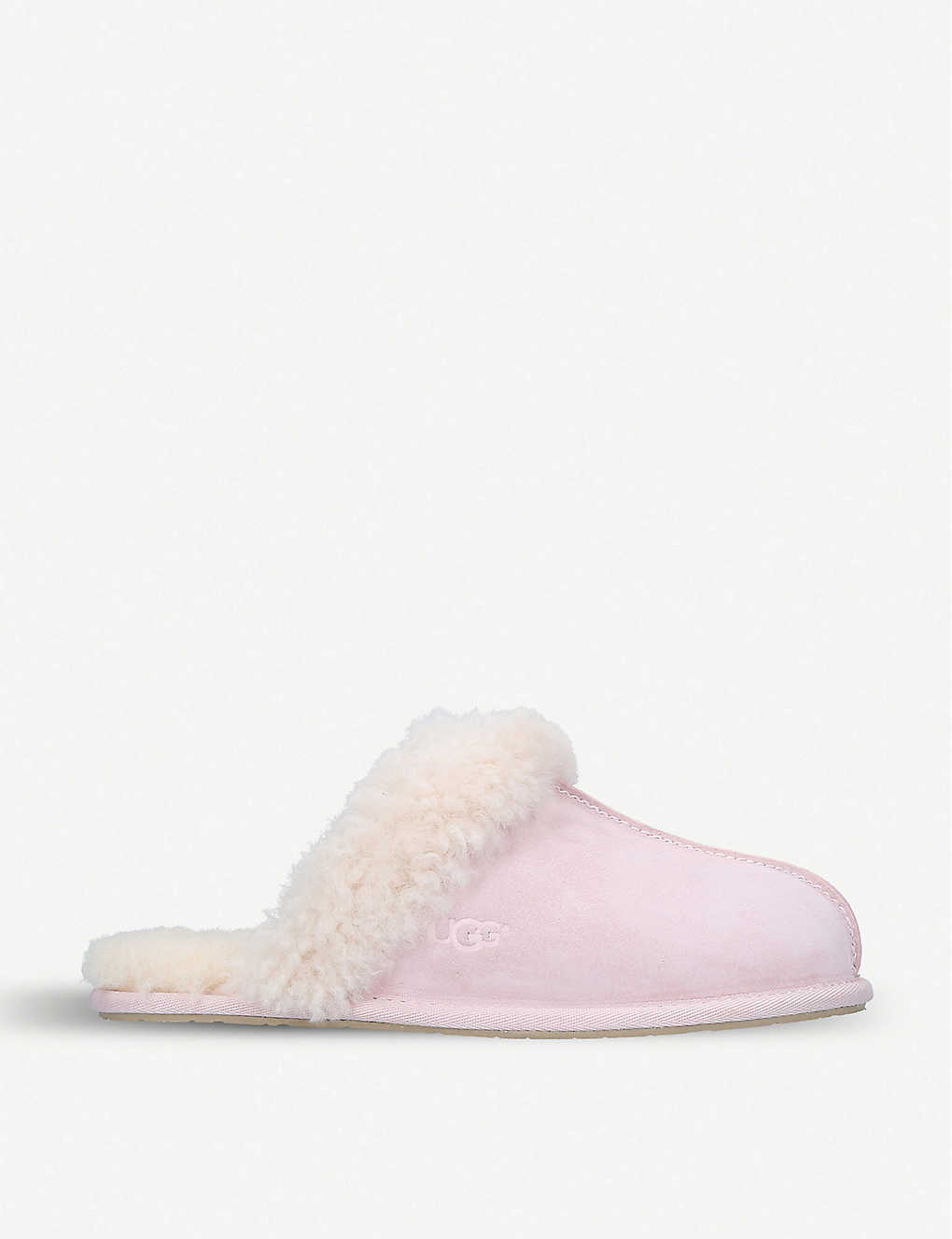 08748d4a145 UGG - Scuffette ii shearling-lined suede slippers