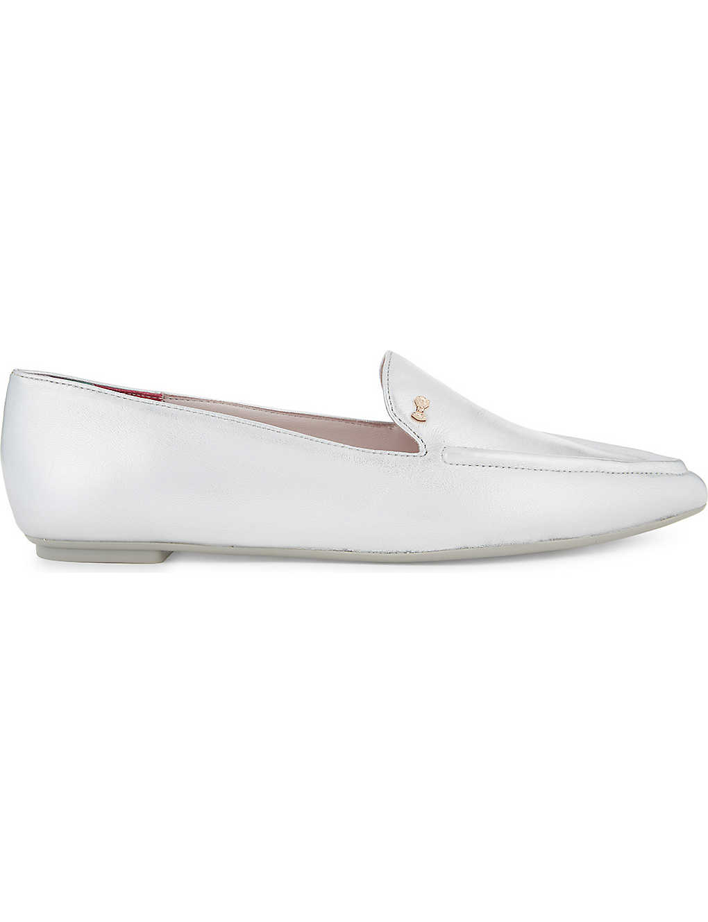 008b58625a9708 TED BAKER - Shlim leather loafers
