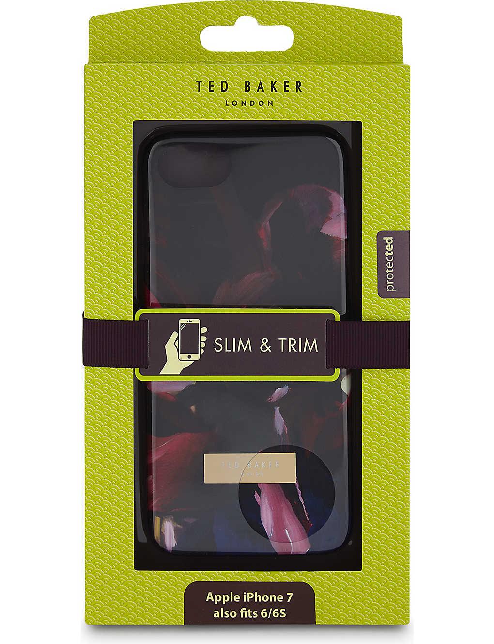 40bdb545c6d72c TED BAKER - Impressionist Bloom iPhone case